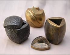 Bronze Boxes …