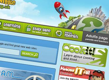 Swiggle Children's Website